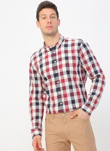 U.S. Polo Assn. Gömlek Bordo